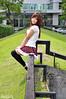 辛咩咩22 (袋熊) Tags: hot cute sexy beauty taiwan taipei 台北 可愛 外拍 性感 公民會館 時裝 數位遊戲王 辛咩咩