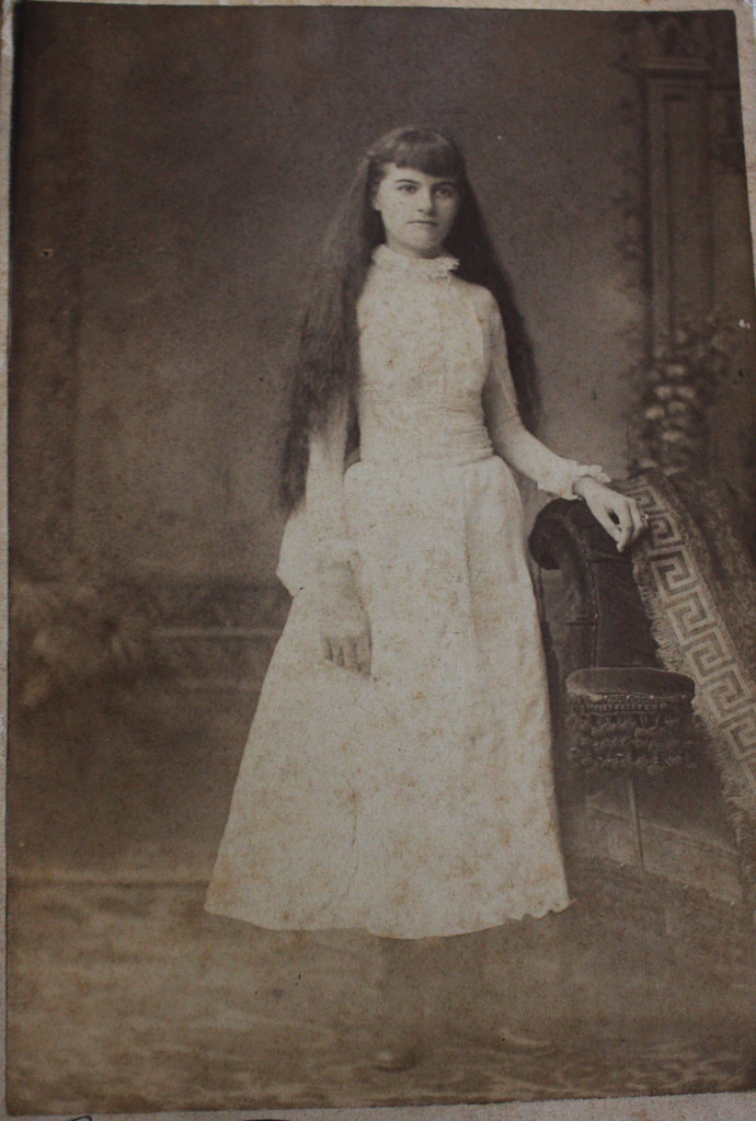 long haired victorian
