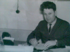 Tata tânăr (Bot Eugen) Tags: tata moscova tineri 19761977 tânăr părinţii