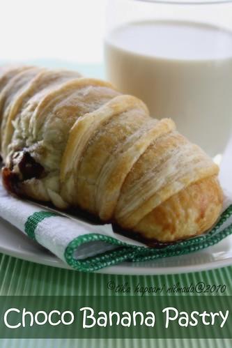 Choco Banana Pastry