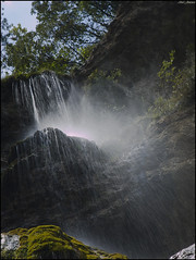 Cima de Salt de Robert (Abevil) Tags: agua cascada contrapicado elsports saltodeagua filtropolarizador benifass abeljimnez zuiko40150f456 abeljimnezgarca