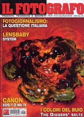 IL FOTOGRAFO_copertina n217_ anno 20-10 (gufino (out for awhile)) Tags: arte natura rosso miniera avventura sottoterra concrezioni esplorazione