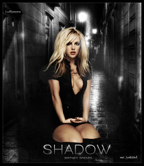 Shadow [ Britney Spears - LuiSpears ] (Mr.JunkieXL) Tags: shadow white black simon love dark lights sad spears album happiness single present inthe britney broke comming soon zone curtis 2010 junkiexl alterboy lovestoned luispears popmessiah