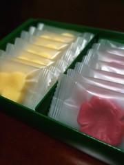 六花亭チョコ