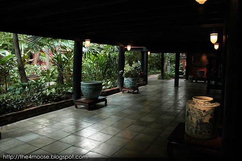 Jim Thompson House Museum - Basement