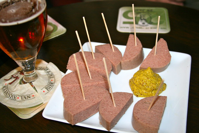 Liverwurst