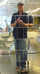 Fractured (tmvissers) Tags: mirrors rom royalontariomuseum giftshop bloorstreet
