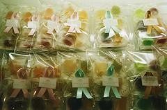 Candy at J.sweets (jjldickinson) Tags: food retail japanese candy display pastry mitsuwa olympusom1 torrance fujicolorsuperiaxtra400 promastermcautozoommacro2870mmf2842 promasterspectrum772mmuv jsweets jaluxamerica tokyoginzarokumeikan roll488o2