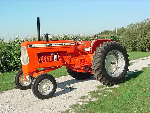 Allis Chalmers D19 Parts, Tractors, Information, Manuals, & Serial