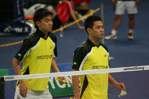Koo Kien Keat & Tan Boon Heong - Malaysia Open 2009
