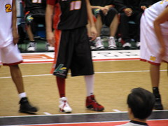 IMG_3104 (glazaro) Tags: city basketball japan japanese asia stadium arena dome  osaka sendai kansai kadoma namihaya bjleague evessa 89ers