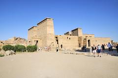 Philae_Isis_Tempel_2008_037 (pepebraulio) Tags: egypt afrika nil luxor abusimbel komombo edfu assuan nubie theben nubien gypten