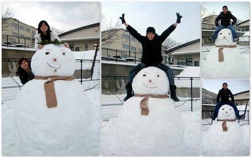 09-01-17 Snowman Construction