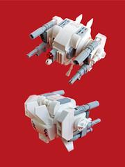 Shun S7 - Drone Guard (Fredoichi) Tags: lego space robots drone fredoichi