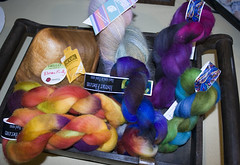 Yarn Crawl Loot