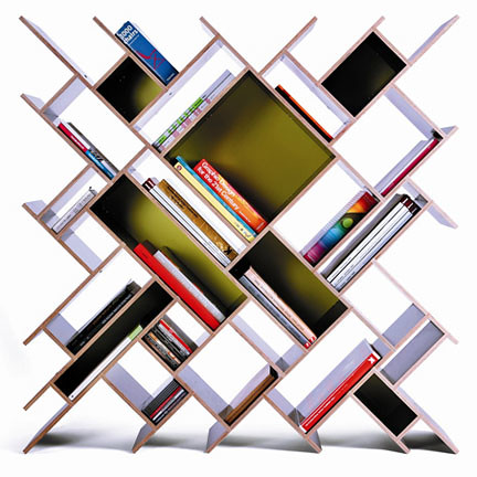 3236801104 a0ec870112 Top 10 Creative AND Practical Bookcases