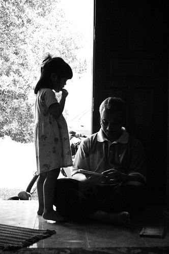 Sofia and her father