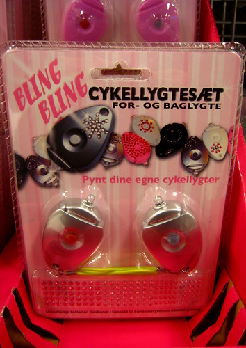 Bling Bling Bike Lights