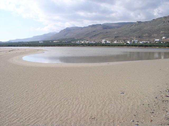 Κρήτη - Λασίθι - Δήμος Λεύκης Αλατσολίμνη Ξεροκάμπου