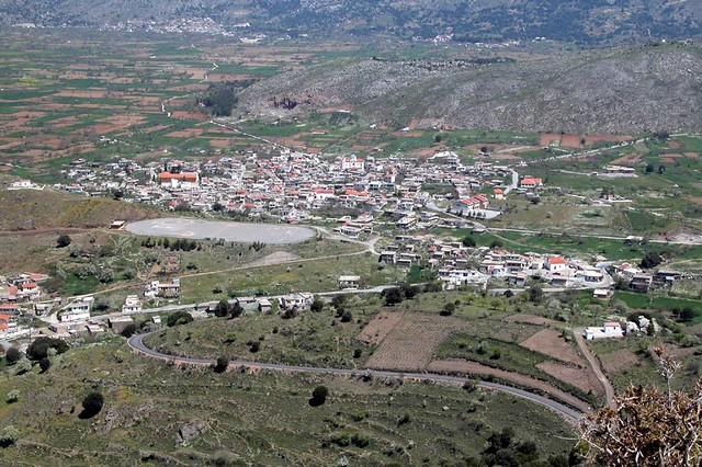 Κρήτη - Λασίθι - Δήμος Οροπεδίου Λασιθίου Αγιος Γεώργιος