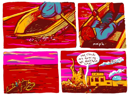 A new comic - page 4
