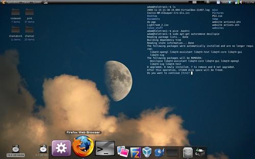 Desktop - February, 2009