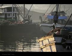 (Gaurav_Patil) Tags: morning sea boat 30d konkan ratnagiri urbancolumbus tadka09wk7