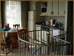 Kitchen in Treehouse Villas