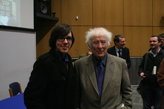 42/365 Seamus Heaney (SeanOConnor2010) Tags: irish poetry 365 ucd nobelprize seamusheaney project365 lawsoc 42365 p3652009