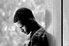 La solitude du mercenaire - a face from Somalia (Délirante bestiole [la poésie des goupils]) Tags: africa bw soldier blackwhite noiretblanc mission somalia afrique puntland somalie sauvé virela gardela gardela2 gardela3 gardela4 gardela5 gardela6 gardela7 gardela8 gardela9 gardela10 garowe
