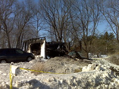 Manchester, NH Home Explosion