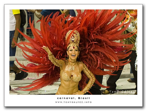 dates of the 2011 carnival in Brazil