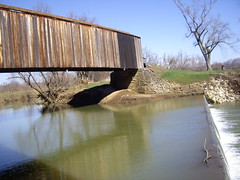 Misc2009 102 (rgblackwell) Tags: missouri coveredbridge burfordville bollingermill