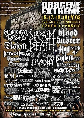 Obscene Extreme Festival 2009
