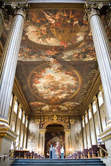Painted Hall at Greenwich University
