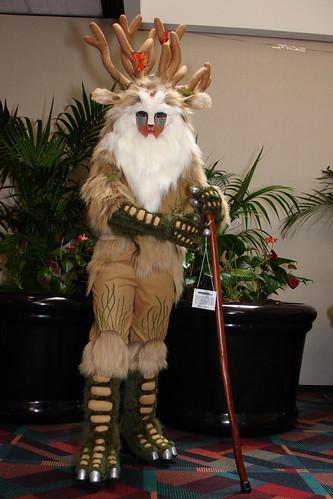 princess mononoke forest spirit. Forest Spirit (Princess