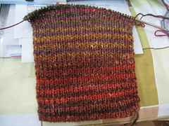 noro strip scarf