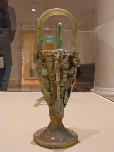 Minneapolis Institute of Arts Roman Glass Vessel