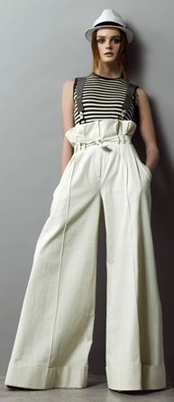 rag and bone paperbag pant