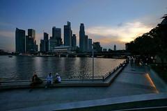 Sing_01 (Tedjoworo) Tags: singapore nightview canon1740 eos5d singaporebynight