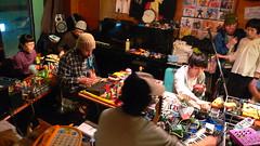 Thomas, Shibata & Asuna, HOSAKA Akane