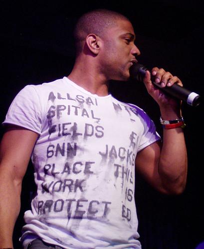 JB Gill, JLS @ Club Metro