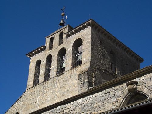 Torre de la Catedral de Jaca