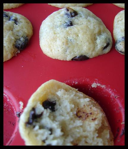 Orange CCC Muffins