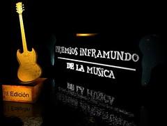 II Edición Premios Inframundo