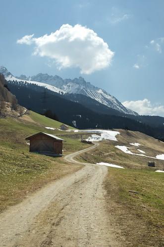 Rond Nauders - Around Nauders (Austria)