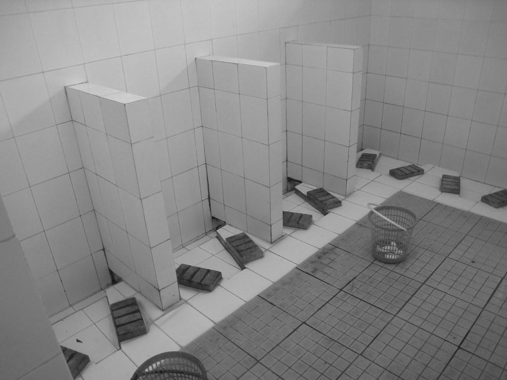 Toilettes locales