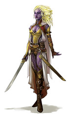 frpreview_genasiF (Paulos Varrus) Tags: female fighter sword genasi swordmage stormsoul