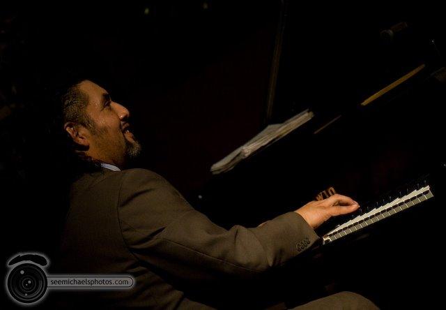 Gilbert Castellanos Quintet at Dizzy's 50209© Michael Klayman-012