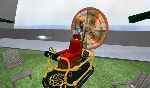 Time Machine at LindenWorld Lobby